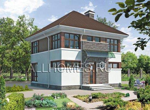 Проект будинку G-110-1P