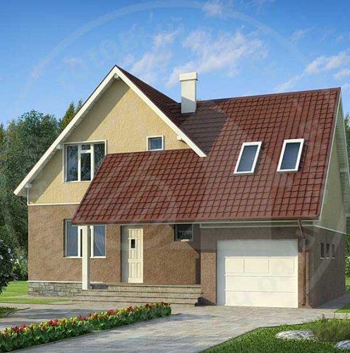 Сколько стоит каркасный дом?