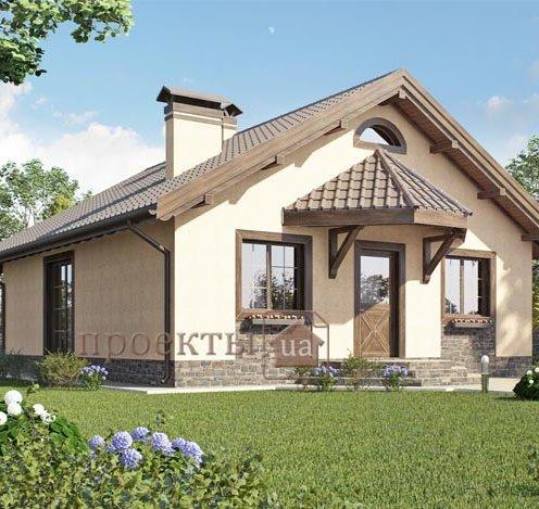 Проект будинку К-005