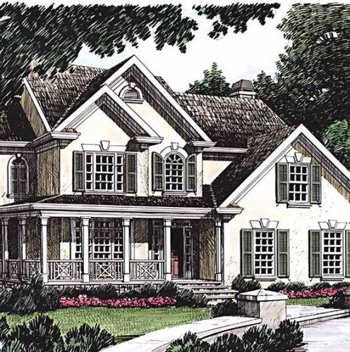 Проекти дерев яних двоповерхових