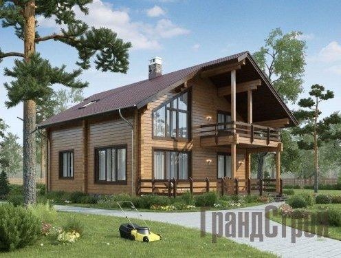 Проекты домов и коттеджей от «