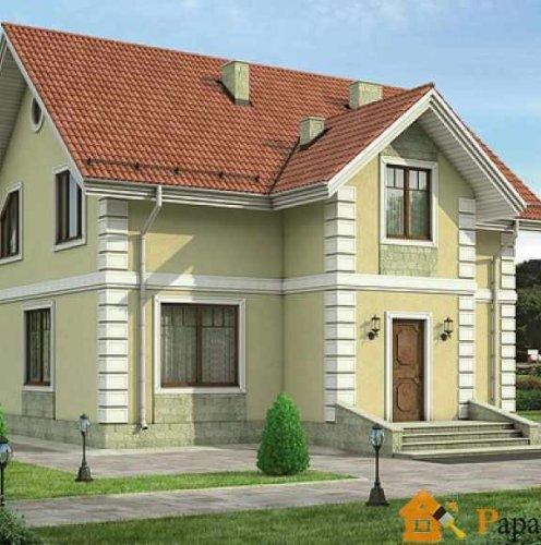 фото будинків з піноблоків 3